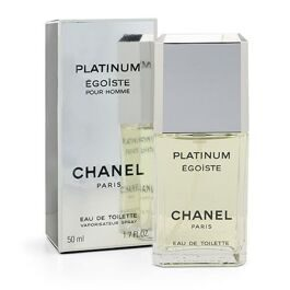 CHANEL EGOISTE PLATINUM FOR MEN EDT 100ML