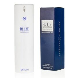 ANTONIO BANDERAS BLUE SEDUCTION FOR MEN EDT 45ml