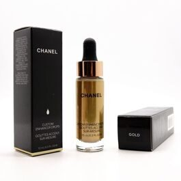 ХАЙЛАЙТЕР CHANEL CUSTOM ENHANCE DROPS 15ml - GOLD