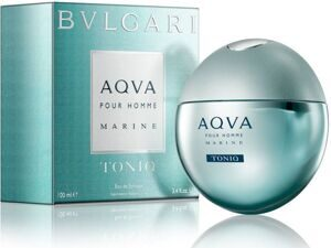 BVLGARI AQVA MARINE TONIQ FOR MEN EDT 100ML
