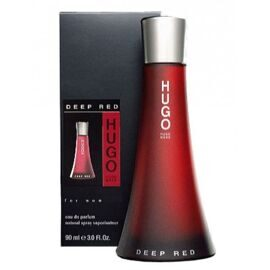 HUGO BOSS HUGO DEEP RED FOR WOMEN EDP 100ML