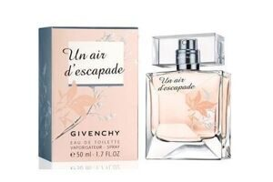 GIVENCHY UN AIR D`ESCAPADE FOR WOMEN EDT 100ML