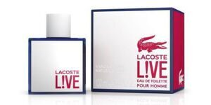 LACOSTE L!VE FOR MEN EDT 100ML
