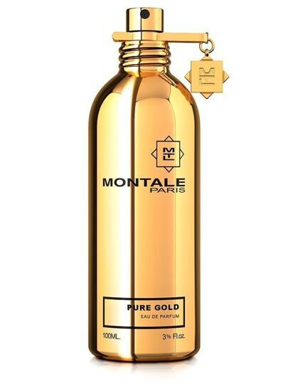 ПАРФЮМЕРНАЯ ВОДА PURE GOLD MONTALE 100ML