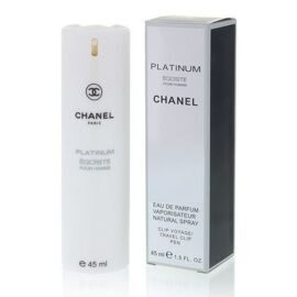 CHANEL EGOISTE PLATINUM FOR MEN EDT 45ml OLD