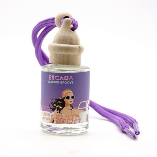АРОМАТИЗАТОР ESCADA MARINE GROOVE FOR WOMEN 12ml