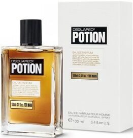 DSQUARED2 POTION FOR MEN 100ML