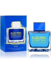 ANTONIO BANDERAS ELECTRIC BLUE SEDUCTION EDT FOR MEN 100ML