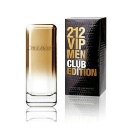 CAROLINA HERRERA 212 VIP MEN CLUB EDITION