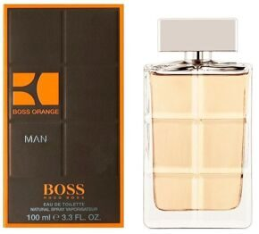 BOSS HUGO BOSS ORANGE FOR MAN  100ML