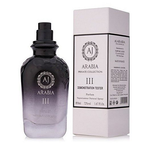 ТЕСТЕР AJ ARABIA PRIVATE COLLECTION III UNISEX EDP 50ML