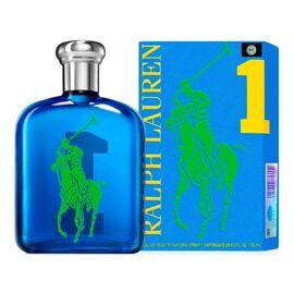 ОРИГИНАЛ RALPH LAUREN 1 POLO 125ml M