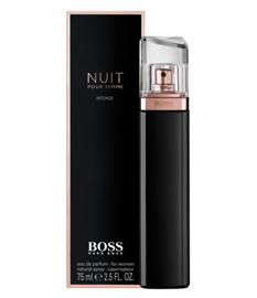HUGO BOSS NUIT INTENSE FOR WOMEN EDP 75ML