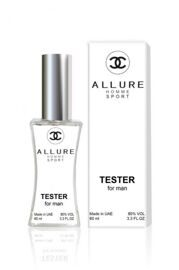 ТЕСТЕР CHANEL ALLURE HOMME SPORT FOR MAN 60 ML