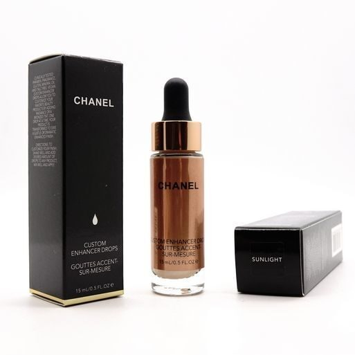 ХАЙЛАЙТЕР CHANEL CUSTOM ENHANCE DROPS 15ml - SUNLIGHT