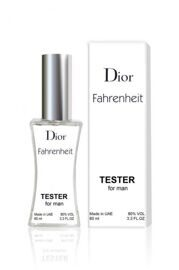 ТЕСТЕР DIOR FAHRENGEIT FOR MAN 60 ML