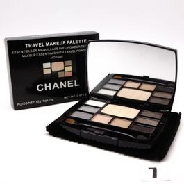 Chanel Travel Make-up тени+пудра №7