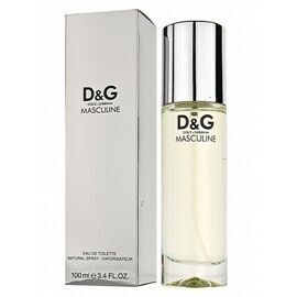 D&G MASCULINE FOR MEN EDT 100ml