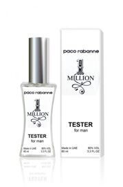 ТЕСТЕР PACO RABANNE 1 MILLION FOR MAN 60 ML