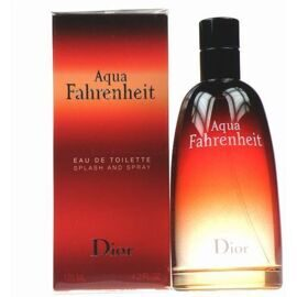 DIOR FAHRENHEIT AQUA FOR MEN EDT 100ML