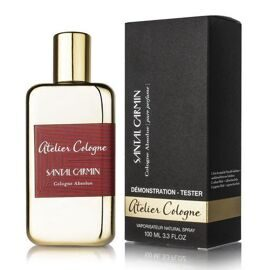 ATELIER COLOGNE SANTAL CARMIN UNISEX COLOGNE ABSOLUE 100ML