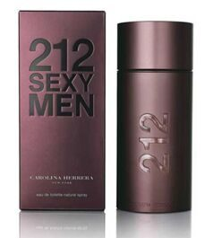 CH 212 SEXY FOR MEN EDT 100ML