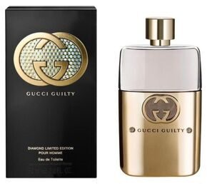 GUCCI GUILTY DIAMOND LIMITED EDITION POUR HOMME, 90ML, EDT