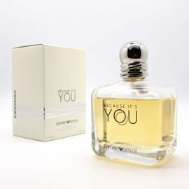 GIORGIO ARMANI EMPORIO BECAUSE IT`S YOU  FOR WOMEN EDP 100ML