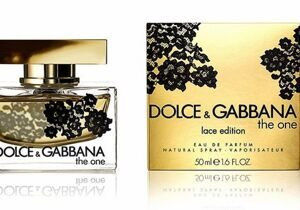 DOLCE & GABBANA THE ONE LACE EDITION FOR WOMEN EDP 75ML