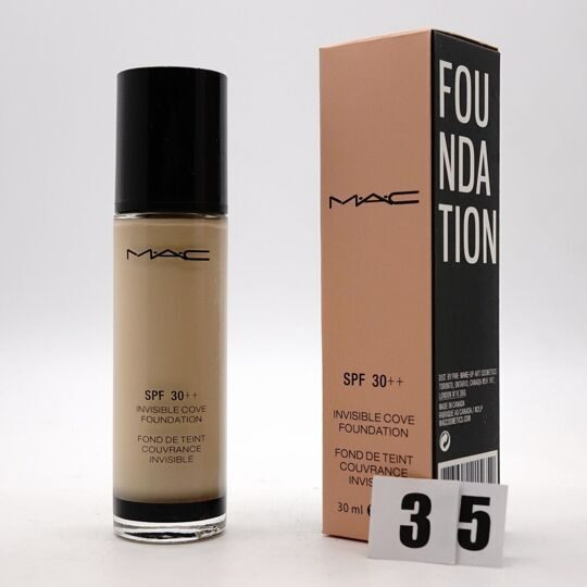 ТОНАЛЬНЫЙ КРЕМ  INVISIBLE COVE FOUNDATION 30 ML №35