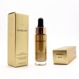 ХАЙЛАЙТЕР GUERLAIN CUSTOM ENHANCE DROPS 15ml - GOLD