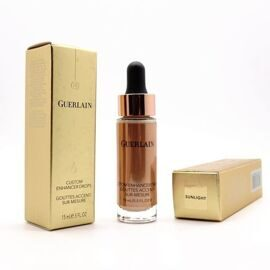 ХАЙЛАЙТЕР GUERLAIN CUSTOM ENHANCE DROPS 15ml - SUNLIGHT