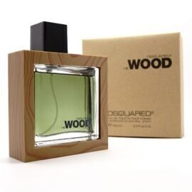 "DSQUARED2  ""HE WOOD"" POUR HOMME 100ML"