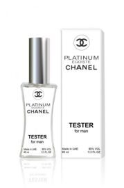 ТЕСТЕР CHANEL PLATINUM EGOISTE FOR MAN 60 ML