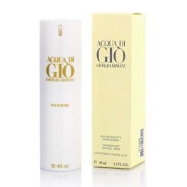 GIORGIO ARMANI ACQUA DI GIO FOR MEN EDT 45ml OLD