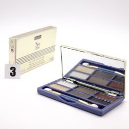 PUPA Navy Chic(eye shadow) 6 цв №3