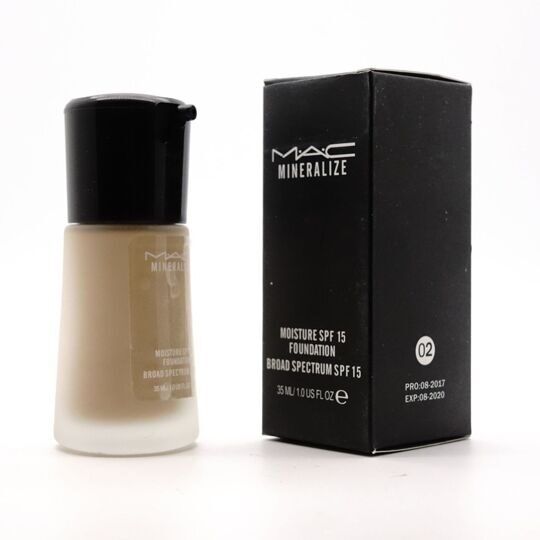 Mineralize (35ml) №02