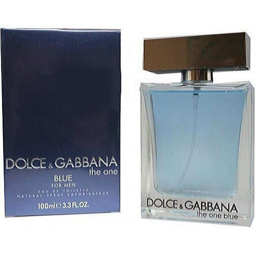 DOLCE & GABBANA THE ONE BLUE FOR MEN EDT 100ML