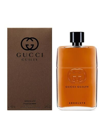 GUCCI GUILTY ABSOLUTE FOR MEN EDP 90ML