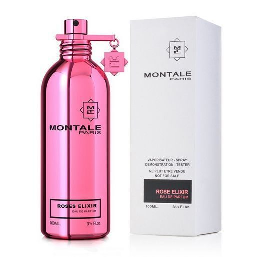 ТЕСТЕР MONTALE ROSES ELIXIR FOR WOMEN EDP 100ML