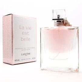 LANCOME LA VIE EST BELLE BOUQUET DE PRINTEMPS EDITION LIMITEE FOR WOMEN L'EAU DE PARFUM 75ML