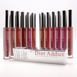 БЛЕСК DIOR ADDICT ENCRE TEINTEE 8ml - 12 ШТУК (B)