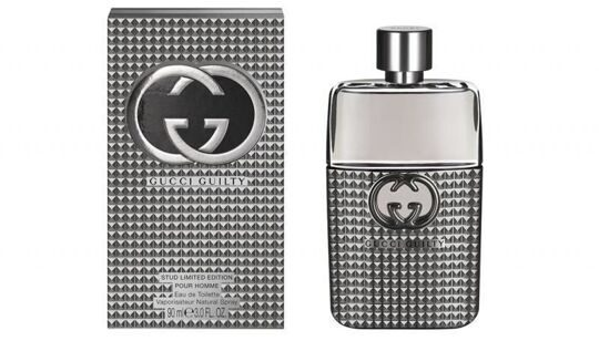 GUCCI GUILTY STUD LIMITED EDITION FOR MEN EDT 90ML