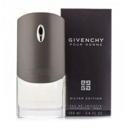 GIVENCHY POUR HOMME SILVER EDITION FOR MEN EDT 100ml