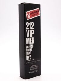 CAROLINA HERRERA 212 VIP MEN 10ml