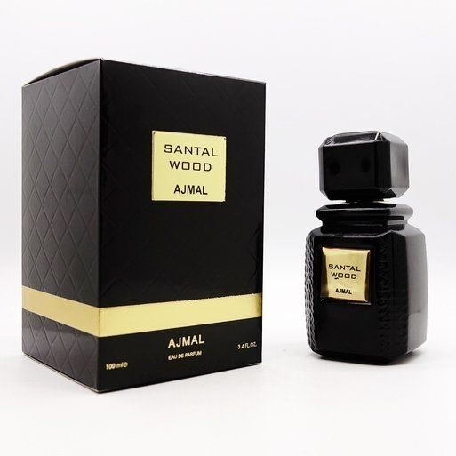 AJMAL SANTAL WOOD UNISEX EDP 100ML