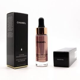 ХАЙЛАЙТЕР CHANEL CUSTOM ENHANCE DROPS 15ml - CELESTIAL