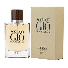 GIORGIO ARMANI ACQUA DI GIO ABSOLU FOR MEN EDP 100ml