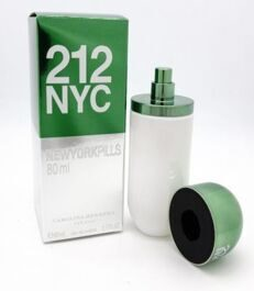 212 NYC MEN NewYorkPills pour homm80ml