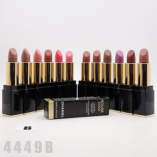 ПОМАДА CHANEL ROUGE COCO ULTRA HYDRATING 3,5g - 12 ШТУК (B)